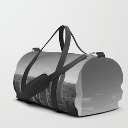New York City Skyline 2 Duffle Bag