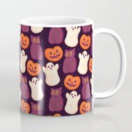 Halloween Marshmallows Coffee Mug