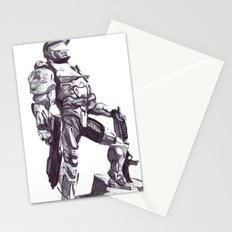 Master Chief 117 Stationery Cards