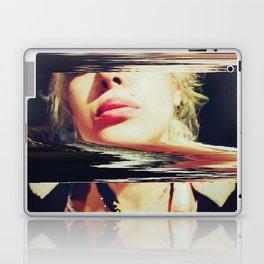 GLIDING through A BLACKHOLE Before BREAKFAST Laptop & iPad Skin