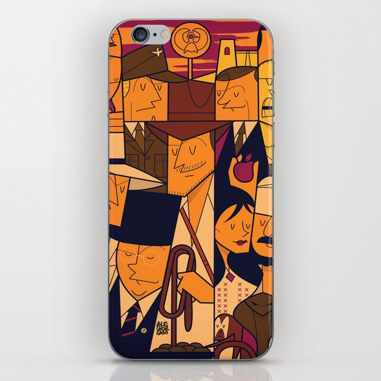 Raiders of the Lost Ark iPhone & iPod Skin