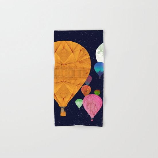 Hot Air Balloons Hand & Bath Towel