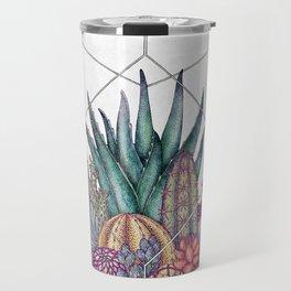 Love cacti Travel Mug