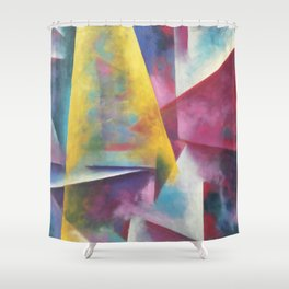 "#108 ""Remember"" Shower Curtain"