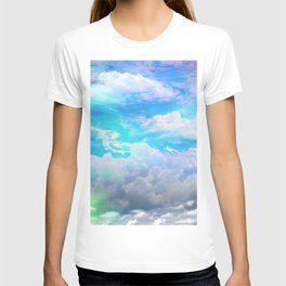 sea clouds T-shirt