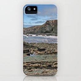Hartland Quay Coast iPhone Case