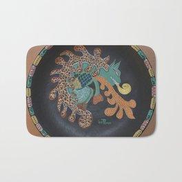 """Aztec (i)"" by ICA PAVON Bath Mat"