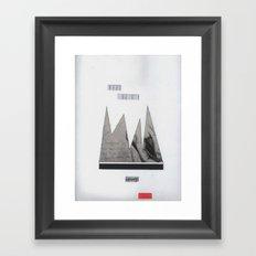 Untitled 54 Framed Art Print