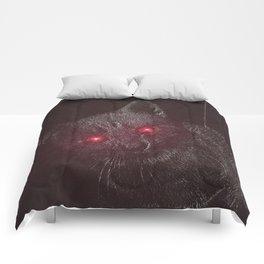 Bad Kitty! Comforters