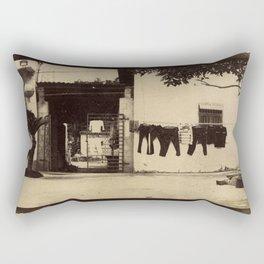 Dry Cleaning Rectangular Pillow