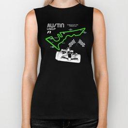 Austin F1 Biker Tank