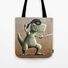 I'm Not Really Left Handed Tote Bag