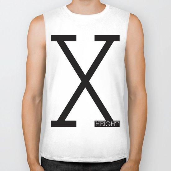 X-Height Biker Tank