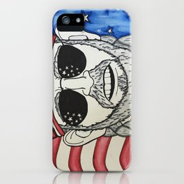 Vote for Willie! iPhone Case