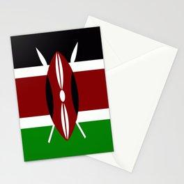 Flag of Kenya Stationery Cards