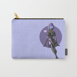 Tali Zorah from Mass Effect - Cute pinup Carry-All Pouch