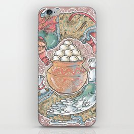The Weight Loss iPhone Skin