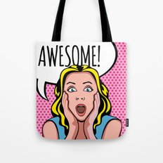 Awesome! Tote Bag