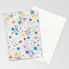 Flora's Garden Stationery Cards