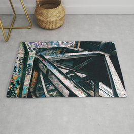 Graffiti Bridge Rug
