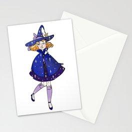 Star Witch Stationery Cards