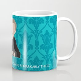 The Empty Hearse - John Watson Coffee Mug