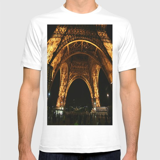 From Underneath T-shirt