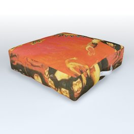 Hindu - Kali 5 Outdoor Floor Cushion