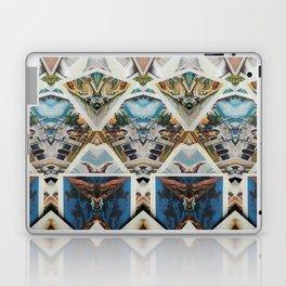 Geometric times Laptop & iPad Skin