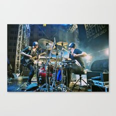 Bloody Beetroots Canvas Print