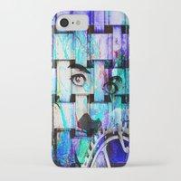 chaplin iPhone & iPod Cases featuring Chaplin  by Ganech joe