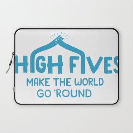 Hi-Fives Laptop Sleeve