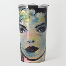 Screaming Skin Travel Mug