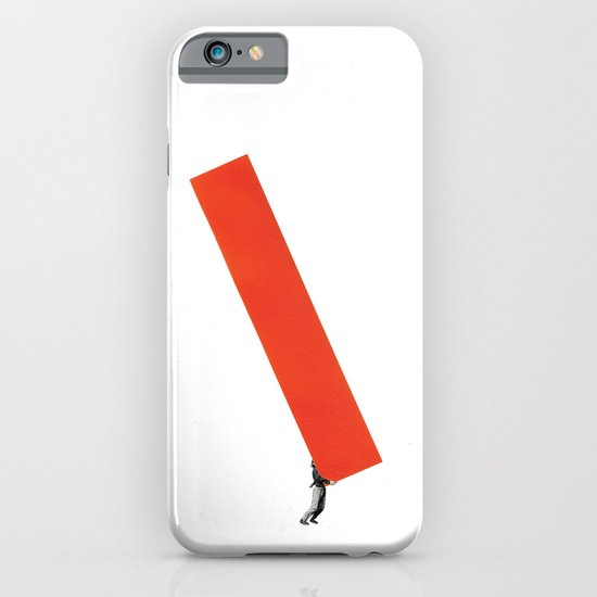 Heavy Construction iPhone & iPod Case