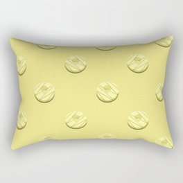 PANTONE Limelight Rectangular Pillow