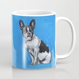 French Bulldog   - by Fanitsa Petrou Coffee Mug