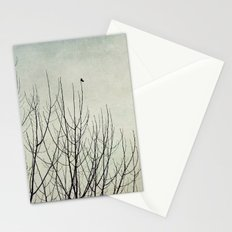 lonely heart Stationery Cards