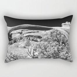 Amazing Landscape Arch  Rectangular Pillow