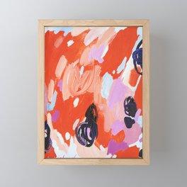 Pie For Breakfast Framed Mini Art Print