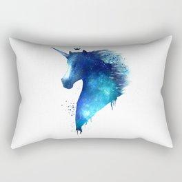 cosmic Unicorn Rectangular Pillow