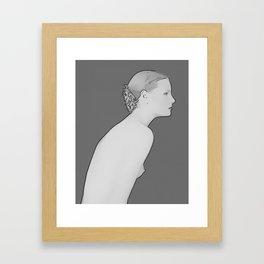 """Infinita belleza"" * 1 Framed Art Print"