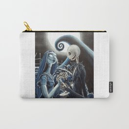 jack and sally Carry-All Pouch