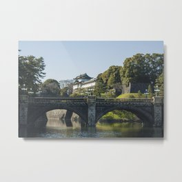 The Imperial Palace Metal Print
