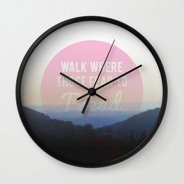 MYSTIC VALLEY Wall Clock