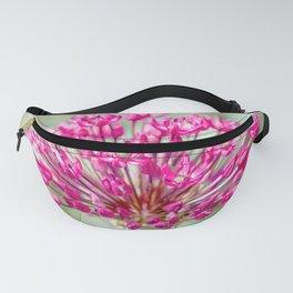 Decorative Onion Flower Fanny Pack