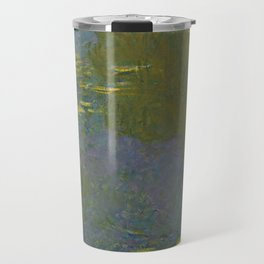 Claude Monet - Water Lily Pond 1919 Travel Mug