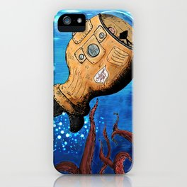 Challenger Deep iPhone Case