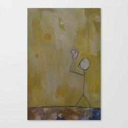 Passive-Aggressive 1- God.  Canvas Print