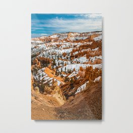 Bryce Point, Bryce Canyon National Park Metal Print