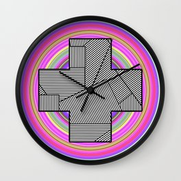 Remedy Wall Clock